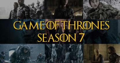 HBO Announces Game of Thrones Season 7 Premiere Date | Official Teaser 9 Behind History