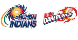 Delhi Daredevils vs Mumbai Indians | 55th Match | Dream11 Team 2 Behind History