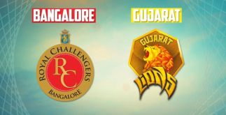 Royal Challengers Bangalore vs Gujarat Lions | PREDICTIONS | EXPECTATIONS | POSSIBILITIES 2 Behind History