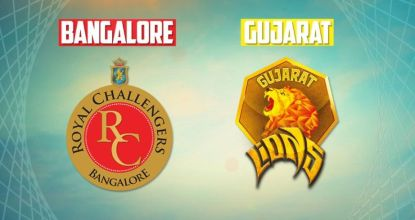 Royal Challengers Bangalore vs Gujarat Lions | PREDICTIONS | EXPECTATIONS | POSSIBILITIES 133 Behind History