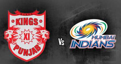 Mumbai Indians vs Kings XI Punjab | 50th Match | Dream11 Team 26 Behind History