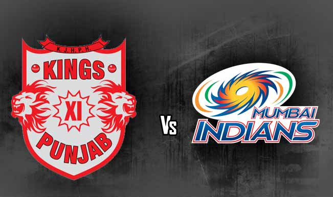 Kings XI Punjab vs Mumbai Indians | 34th Match | Dream11 Team 1 Behind History