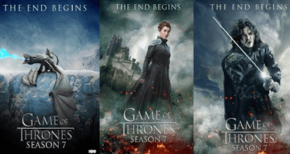 Game of Thrones - Season 7 | First Full Trailer Released | It's Awesome 77 Behind History