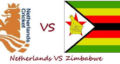 Netherlands vs Zimbabwe | 3rd ODI Possible 11| Dream 11 Prediction 119 Behind History