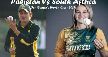 Pakistan-W vs South Africa - W | Predictions | Fantasy Cricket 116 Behind History