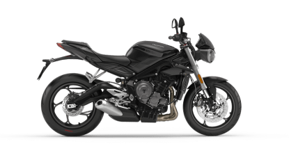Triumph Street Triple S |Review and Analysis 13 Behind History