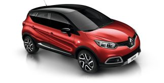 Renault Next Launch is Captur Crossover | Price and Specifications 2 Behind History