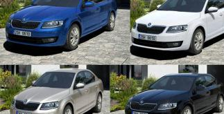 Skoda Launches Octavia Facelift | Price and Specs 2 Behind History