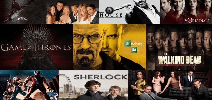 10 Top TV series   All time Favorite 1 Behind History