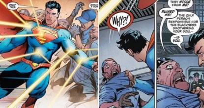 A New Villain for Superman | White Supremacist 57 Behind History