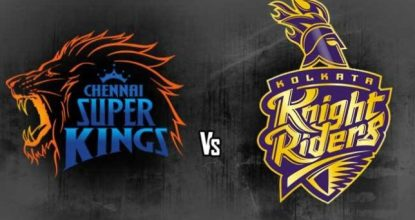 Kolkata Knight Riders vs Chennai Super Kings | 33rd Match | Dream11 Team 40 Behind History