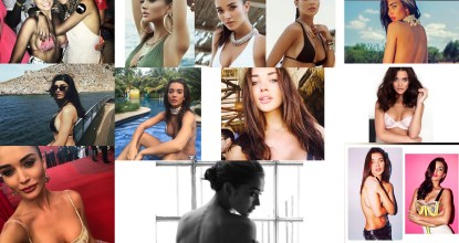 Unseen Hot Pics of Amy Jackson 25 Behind History