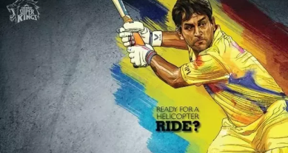 Dhoni Tops the List Again on this IPL 2018 22 Behind History