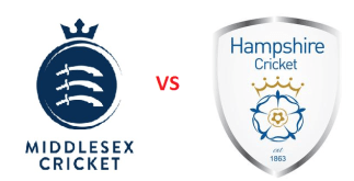 Middlesex vs Hampshire | South Group Match | Dream11 Team 2 Behind History