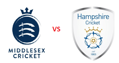Middlesex vs Hampshire | South Group Match | Dream11 Team 17 Behind History