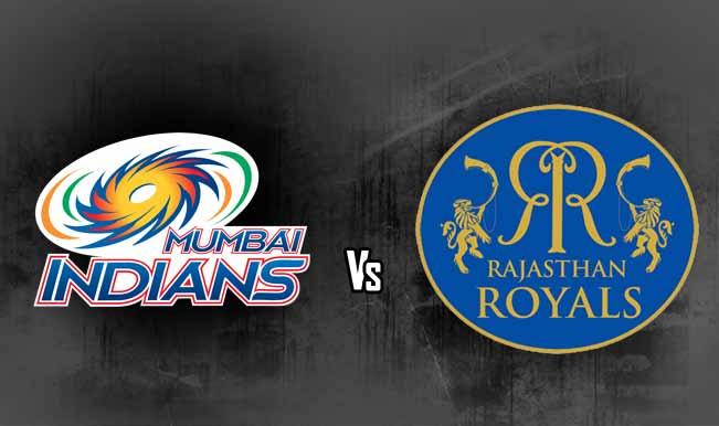 Mumbai Indians vs Rajasthan Royals | 47th Match | Dream11 Team 1 Behind History
