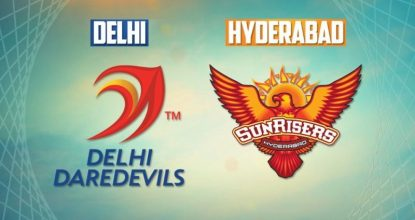 Sunrisers Hyderabad vs Delhi Daredevils | 36th Match | Dream11 Team 39 Behind History
