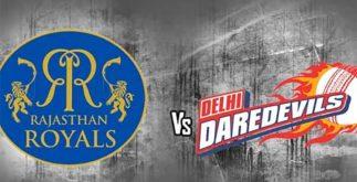 Delhi Daredevils vs Rajasthan Royals | 32nd Match | Dream11 Team 1 Behind History