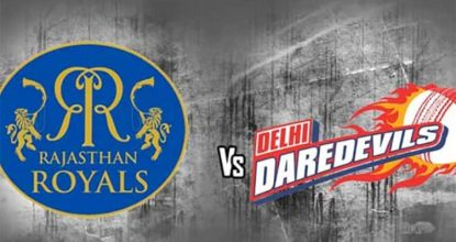Delhi Daredevils vs Rajasthan Royals | 32nd Match | Dream11 Team 39 Behind History