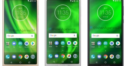 Moto G6 | Specification and Review 5 Behind History