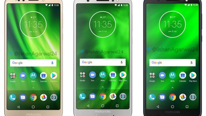 Moto G6 | Specification and Review 1 Behind History