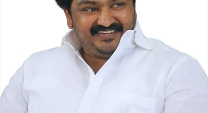 Happy Birthday TamilNadu Youth Congress President Hassan Haroon 1 Behind History