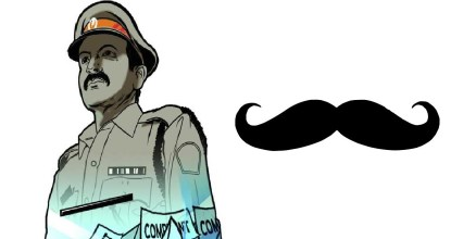 400% Hike in Allowance for UP Cops for Growing Mustache 73 Behind History