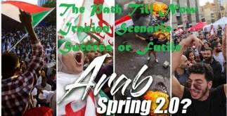 Arab Spring 2.0 7 Behind History