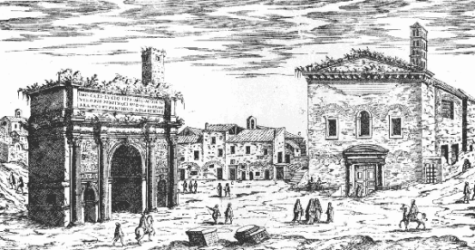 Jewish ghetto, during the 1700′s