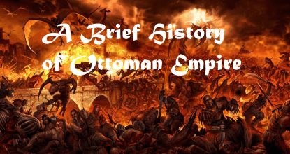 A Brief History of Ottoman Empire 1 Behind History