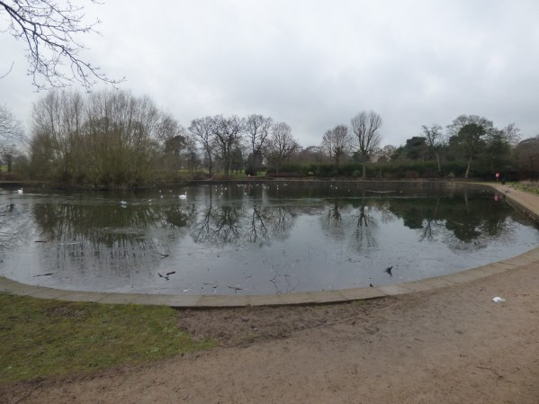 The Pype Hayes Park