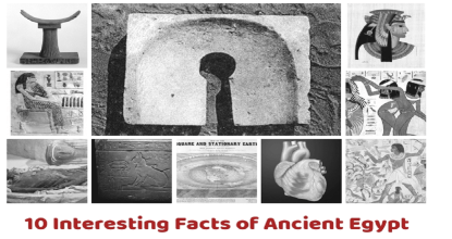 10 Interesting Facts of Ancient Egypt