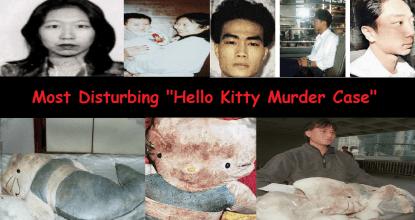 Hello Kitty Murder Case 5 Behind History