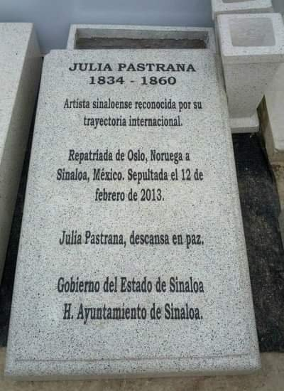 Julia Pastrana - Mexican Ape Women Buried 150 Years after Death 2 Behind History