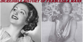 Incredible History of Franceska Mann 2 Behind History