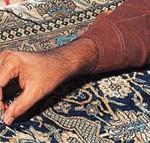 antique rug repair