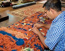 benham rugs cleaning