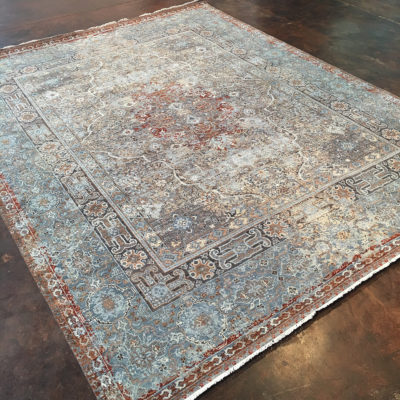 India,Wool Rug, Various Sizes