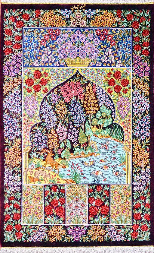 silk persian rugs dallas