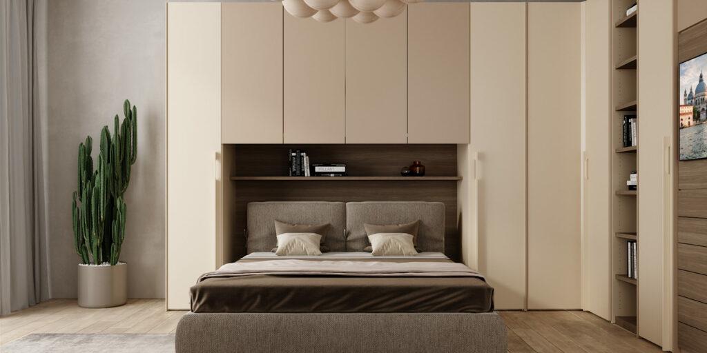 Il letto doppio di conseguenza è di 160 x 190 cm. Come Arredare Una Camera Da Letto Piccola Behome