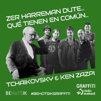 Tchaikovsky Ken Zazpi