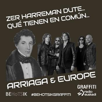 #BehotsikGraffiti Arriaga Europe