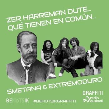 #BehotsikGraffiti Smetana Extremoduro
