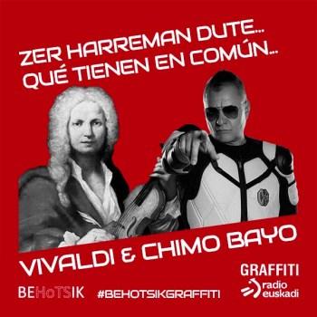 #BehotsikGraffiti Chimo Bayo Vivaldi