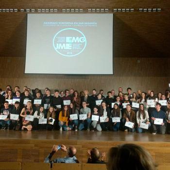 Euskadiko Musikari Gazteak Lehiaketa Concurso Jovenes Músicos de Euskadi