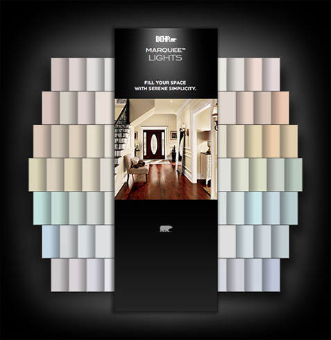 common paint colors for living rooms grey and cream room curtains marquee® one-coat interior collection | behr