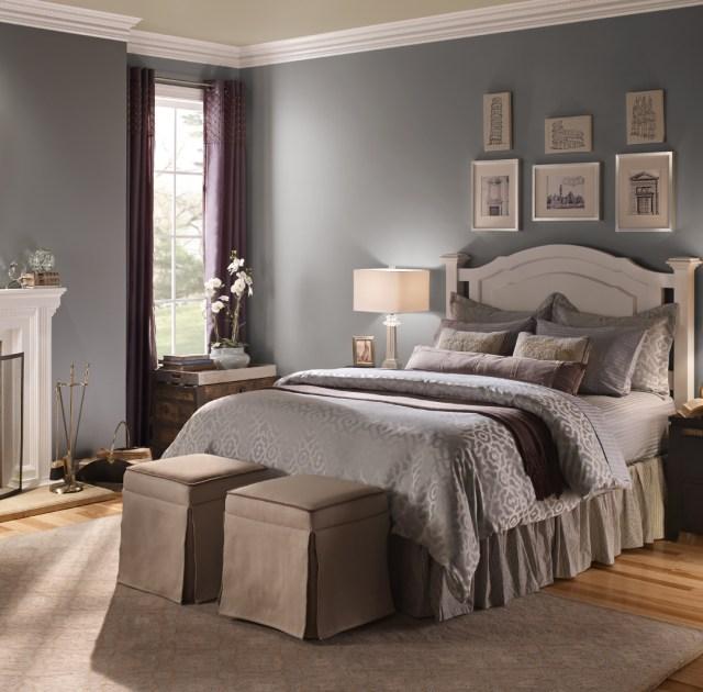 Topmost Bedroom Paint Color Ideas Pics - House Decor ...