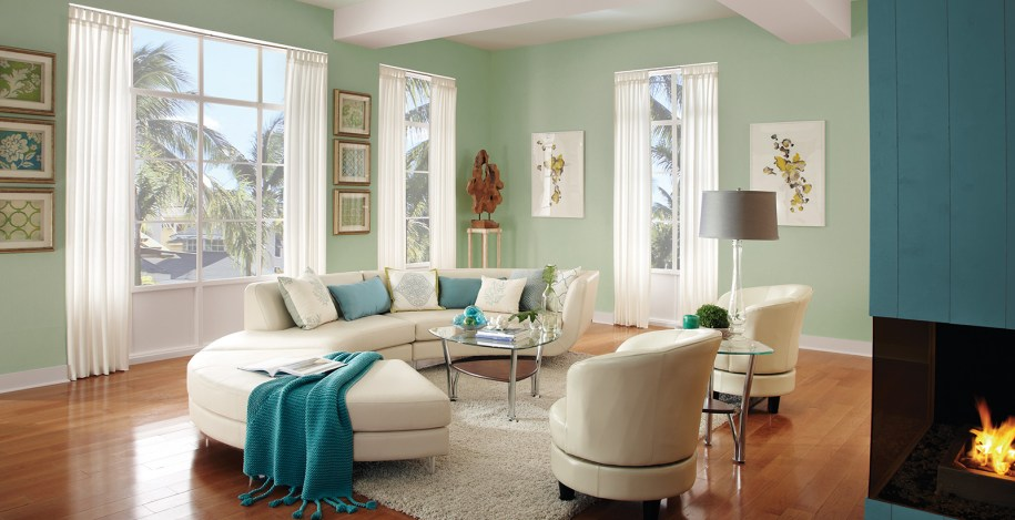 Calming Living Room Ideas and Inspirational Paint Colors ...