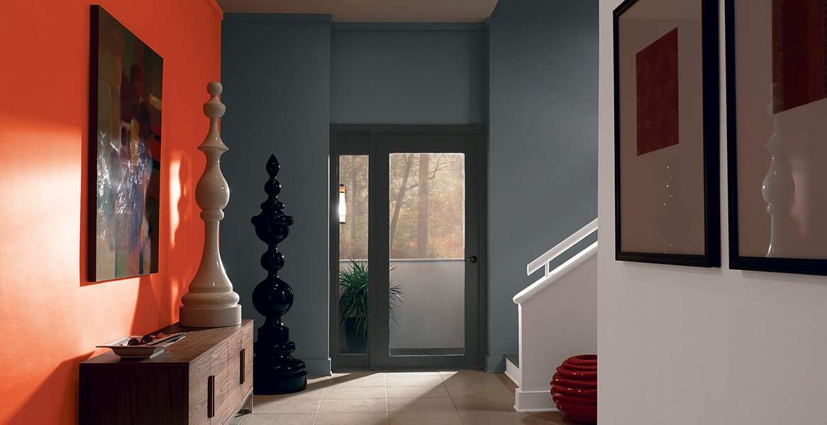 Entryway Amp Foyer Color Inspiration And Project Gallery Behr