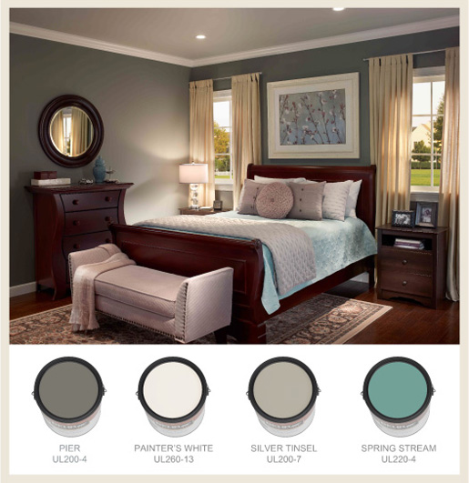 Colorfully Behr Restful Bedrooms. Restful Bedroom Colors   Bedroom Style Ideas